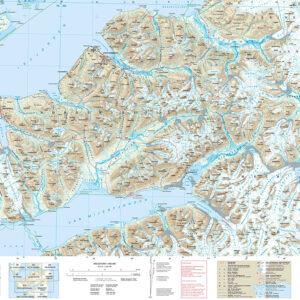 Turkart: Nordenskiöld Land (S200)
