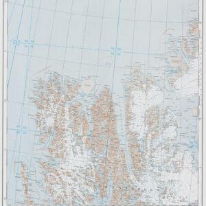 Spitsbergen nord (S500)-Blad 3