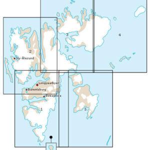 Svalbard nordvest (S250)-Blad 2