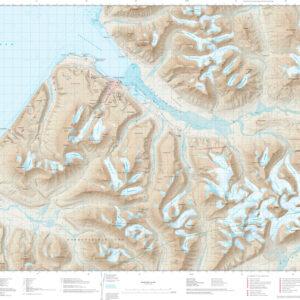 Turkart: Longyearbyen og omegn (LYB)