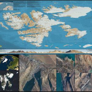 Turistkart Svalbard (S1000)